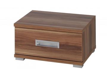 moderny hnedy nocny stolik PENELOPA P6