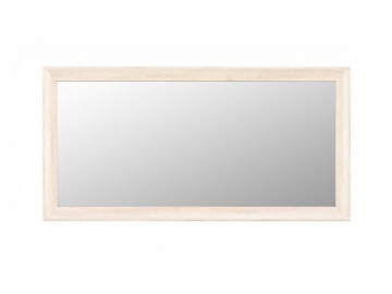 moderne zavesne zrkadlo FINEZJA F14 dub sonoma