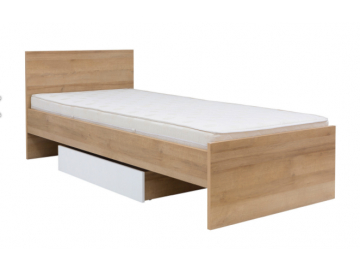 balder posteľ Balder SZU