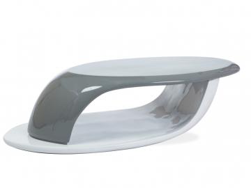 moderny sivo biely konferencny stolik CANON