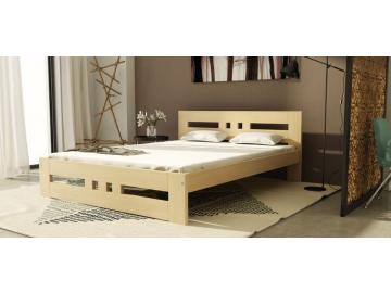 Drevená posteľ Roma