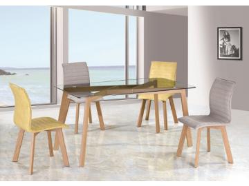 predek jedálenský stôl typ 3