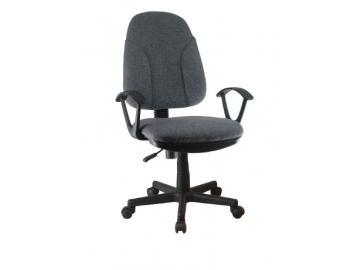 devri kancelárska stolička sivá