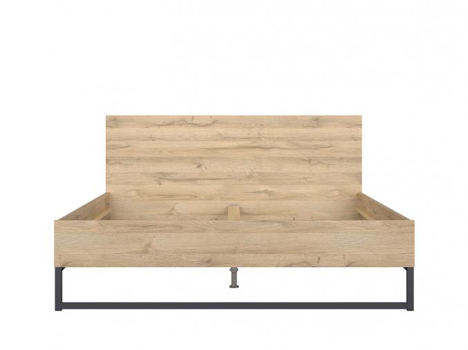 moderna pohodlna manzelska postel GAMLA 160 x 200 LOZ 160 MAGMA 01