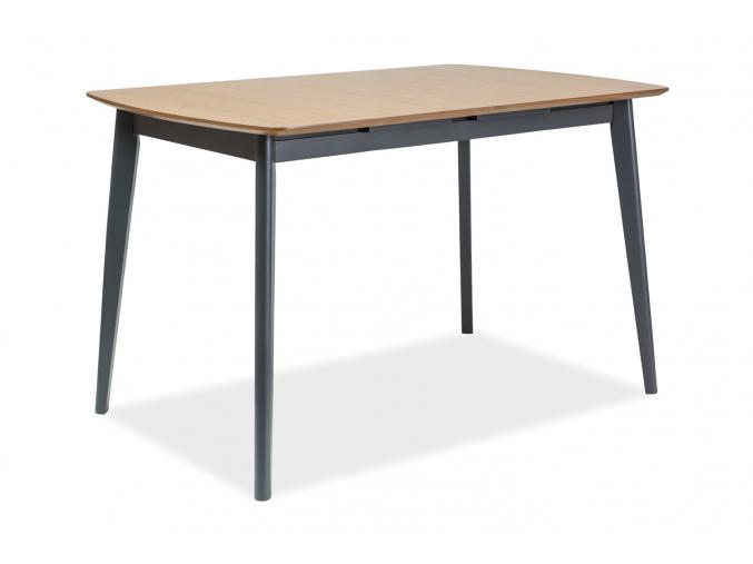 Rozkladací jedálenský stôl VITRO II