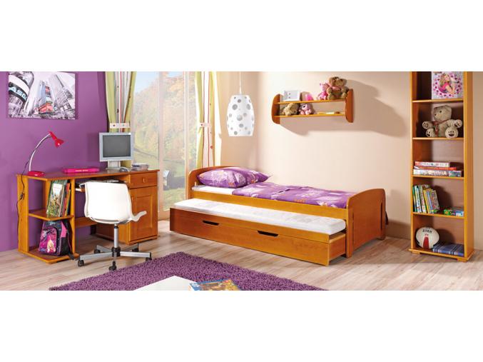 Detská posteľ Wojtek