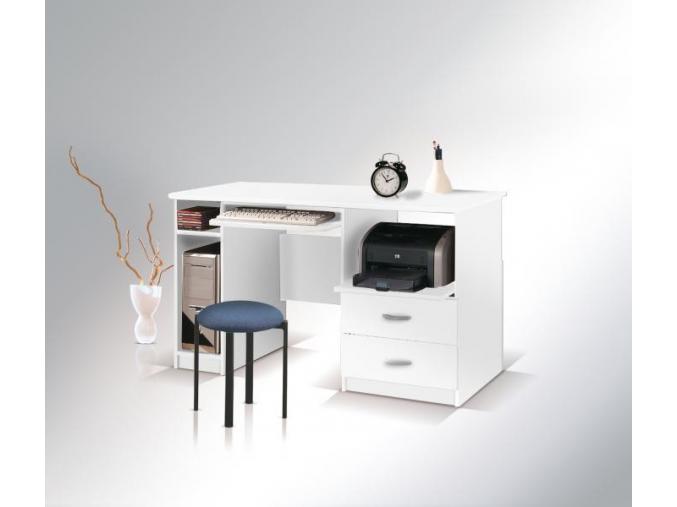 Písací stôl max so zásuvkou