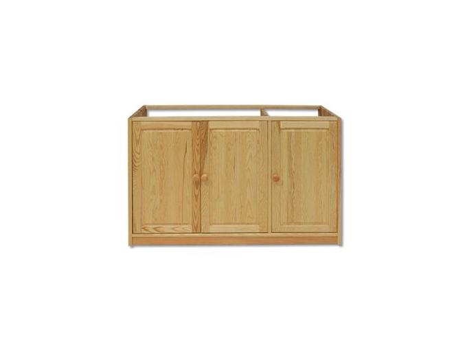 Kuchynská skrinka spodná - masív KW111 | borovica