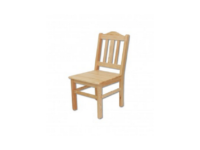 Stolička - masív KT101   borovica