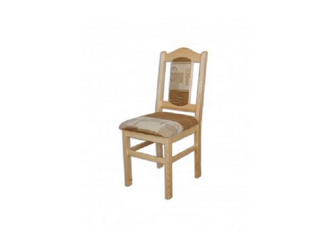 Stolička - masív KT102 | borovica