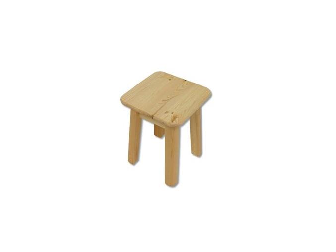 Stolička - masív KT252   borovica