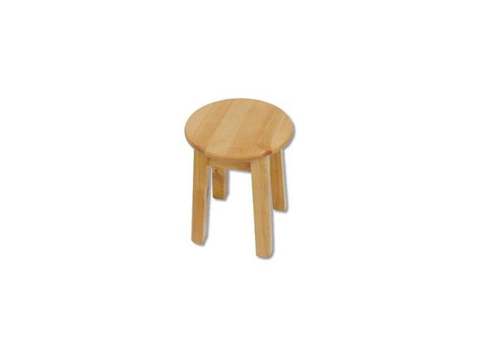 Stolička - masív KT253   borovica