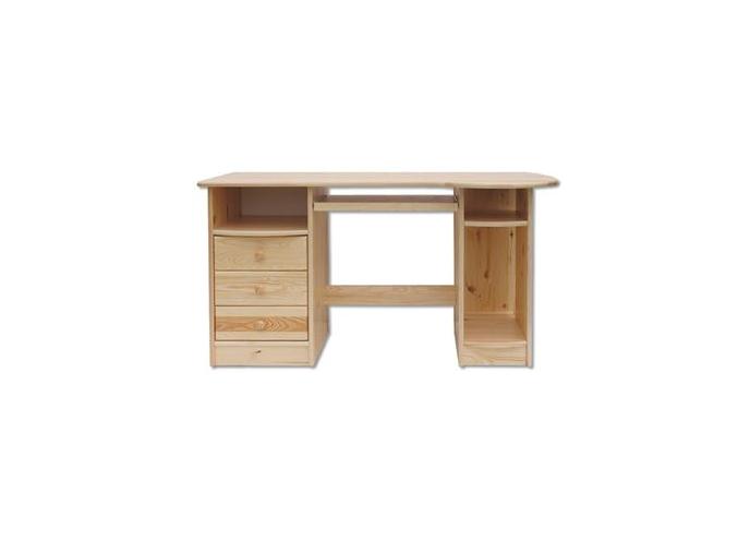 Písací stôl - masív BR102 | borovica