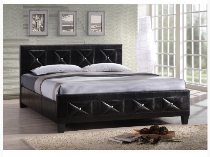 Manželská posteľ CARISA 160x200