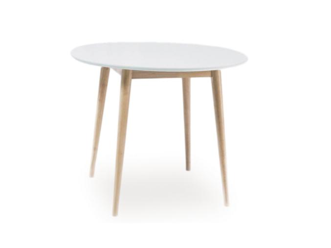 Okrúhly jedálenský stôl LARSON