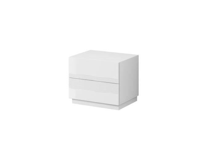 alabaster nočný stolík AB 14