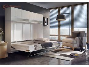 moderna sklapacia postel CONCEPT PRO s nadstavcom CP 10