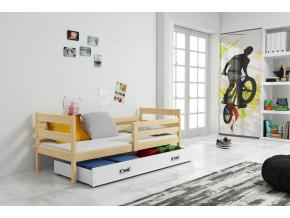 detska jednolozkova postel ERYK BOROVICA BIELA
