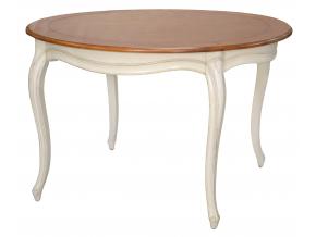 okruhly dreveny jedalensky stol VERONA VE877