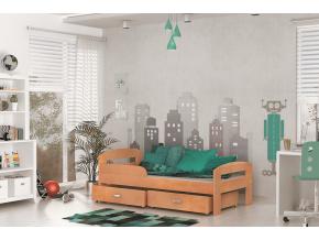 Detská posteľ GRZES 180x80