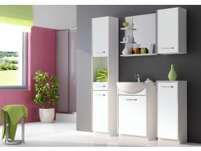 Kúpeľňová zostava Nancy biela