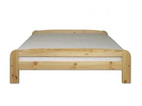 Jednolôžková posteľ - masív LK108 | 120cm borovica