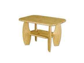 Konferenčný stolík - masív ST114 | borovica