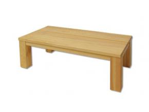 Konferenčný stolík - masív ST116 | borovica