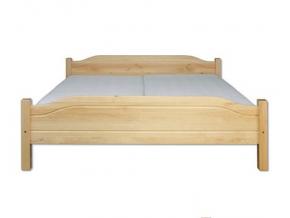 Manželská posteľ - masív LK101 | 180cm borovica