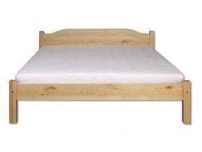Manželská posteľ - masív LK106 | 160cm borovica