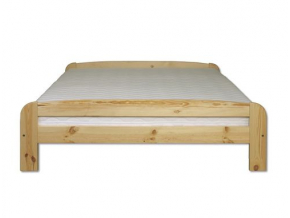 Manželská posteľ - masív LK108 | 140cm borovica