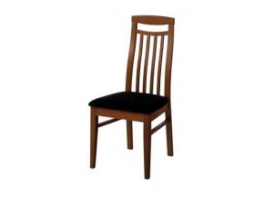 Jedálenská stolička Albert orech BE810 WAL