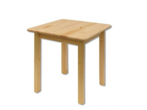 Stôl - masív ST108 | 75cm borovica