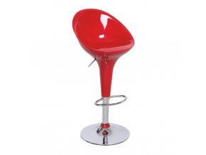 Barová stolička ALBA NOVA / červená