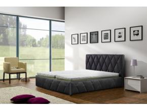 Manželská posteľ Trivio