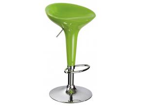 Barová stolička A-148 zelená