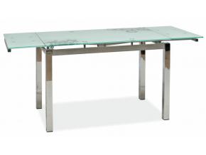 Jedálenský stôl GD-017 biely