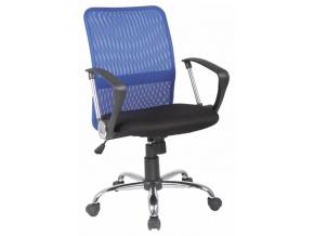 Kancelárske kreslo Q-078 modrá