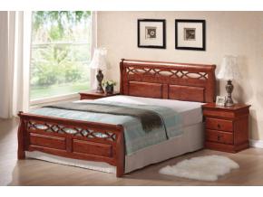 Manželská posteľ GENEWA A