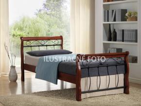 Manželská posteľ VENECJA bis C 160x200