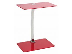 Príručný stolík LIFTO / červený