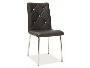 Jedálenská stolička H-500 čierna