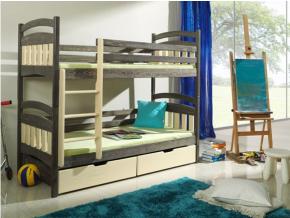 Detská poschodová posteľ Jakub