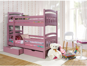 Detská poschodová posteľ Jakub II