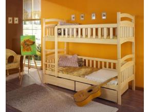Detská poschodová posteľ Dominik