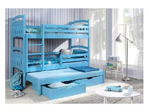 Detská poschodová posteľ Jakub III