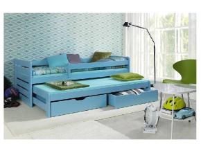 Detská posteľ s prístelkou Tomasz II
