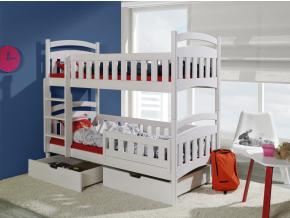 Detská poschodová posteľ Dominik II