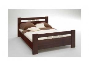 Manželská posteľ Bergamo / borovica