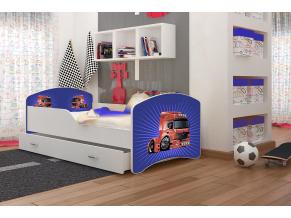 detská posteľ Igor kamion 18
